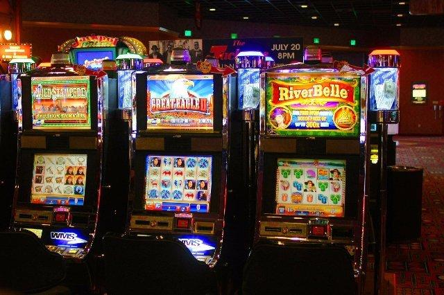 Игровые автоматы Вулкан Official – испытай свою удачу