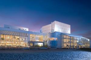 Открытие Музея Муми-троллей в Финляндии