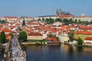 Прага - самая красивая европейская столица