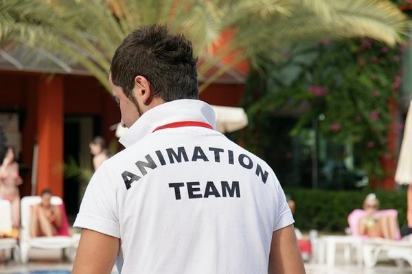 Аниматоры в отелях