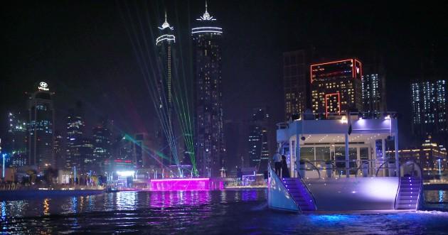 Дубай показал выдающийся прирост числа туристов за первое полугодие 2017 года