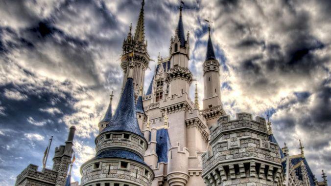 Walt Disney World подарит ночь в замке Золушки