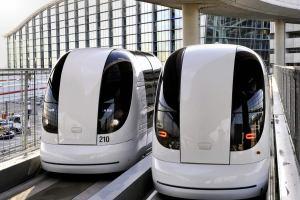 Европа закупит сигвеи для транзитных пассажиров