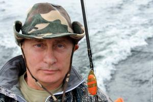 Фотографии Путина положительно влияют на иностранных туристов