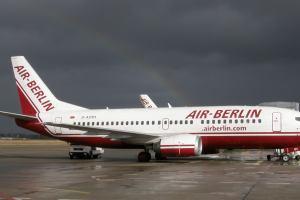 Правительство Германии нашло 150 млн. евро для  Air Berlin