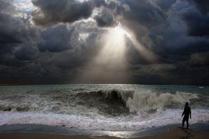 На Крым надвигается сильный шторм