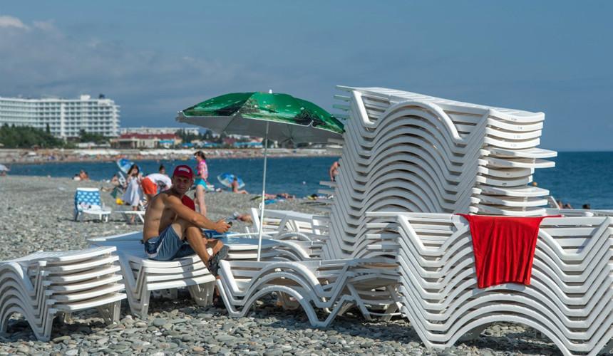 Турпоток в Сочи по итогам лета упал на 25–30 %