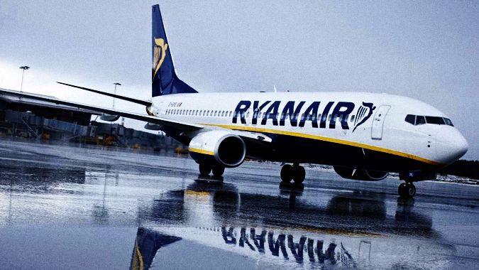 Пассажирам Ryanair до 29 октября следует проверять статус своего рейса
