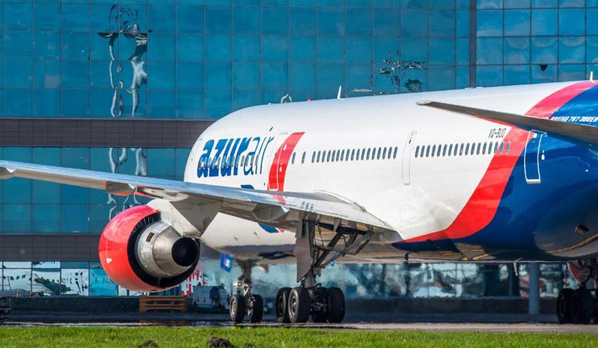 Azur Air готова перевезти часть пассажиров «ВИМ-Авиа»
