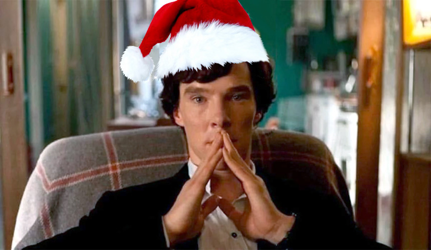 Новый год у Холмса за 45,5 тыс. руб.