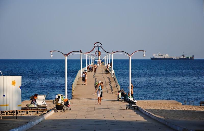 Курорты Крыма получат около 22 млрд рублей на развитие инфраструктуры