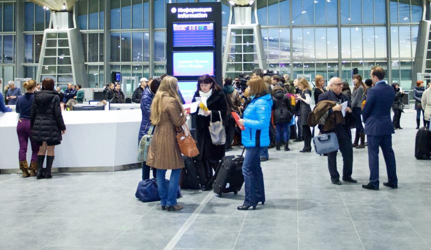 В аэропорту Домодедово задержаны 14 рейсов «ВИМ-авиа»