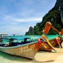 С начала года турпоток в Таиланд вырос на треть