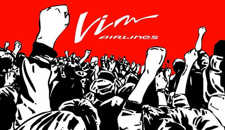 Пассажиры требуют проверить «ВИМ-Авиа»