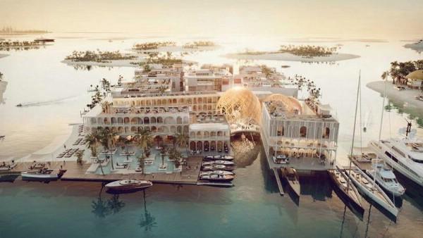 В Дубае появится плавучая Венеция