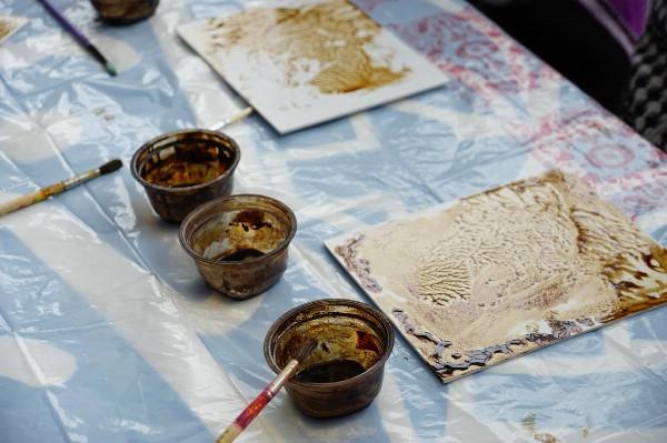 Финно-угорский этнопарк открывает Школу живописи нефтью