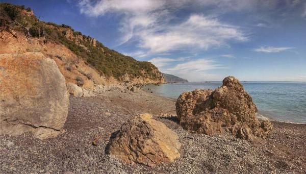 На прибрежном участке Никитского ботанического сада в Крыму оборудуют пляж