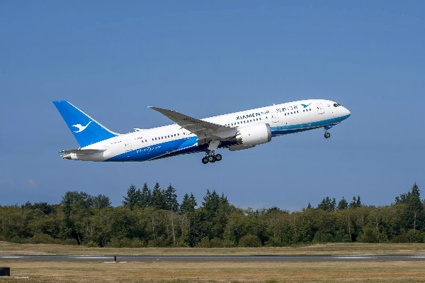 Китайская Xiamen Airlines может начать полёты во Владивосток