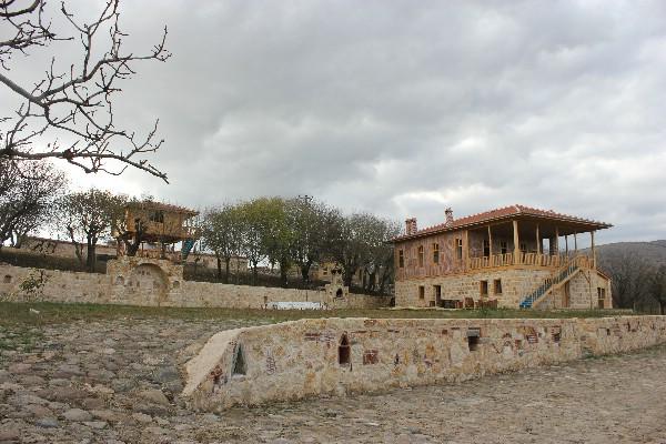 В провинции Анкара открылся первый в Турции музей народной архитектуры