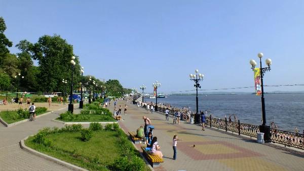 Приморский край с начала года принял более 126 тысяч иностранных туристов