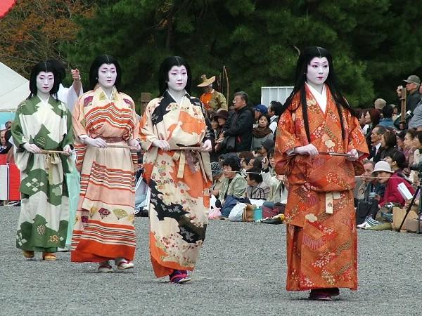 Киото готовится к историческому фестивалю Дзидай Мацури