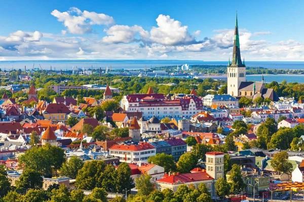 Число российских туристов в Эстонии в июле выросло на 21%