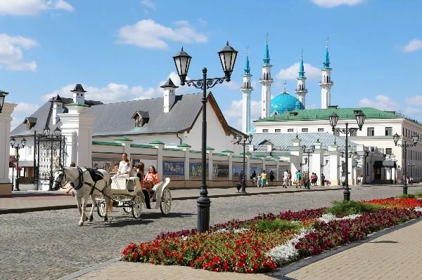 Казань стала самым гостеприимным городом России по версии Booking.com