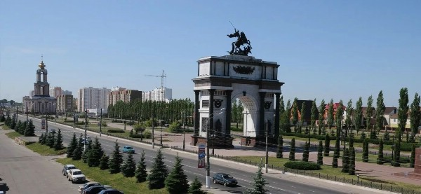 В центре Курска при господдержке открылся отель