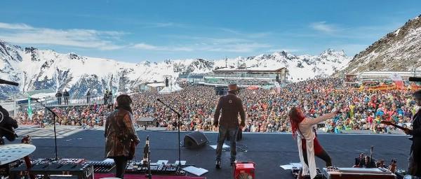 Top of the Mountain Concerts 2017-2018: Немецкие суперзвезды в Ишгле