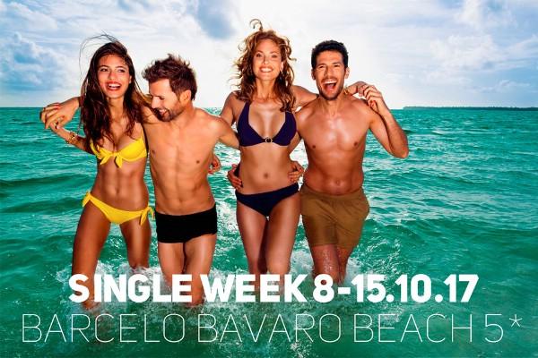Отель Barceló Bávaro Beach приглашает на «Неделю холостяков»