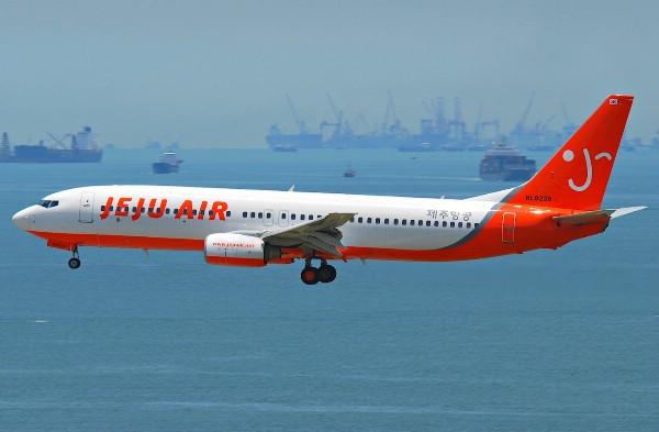 Южнокорейский лоукостер начал регулярные полеты из Сеула во Владивосток