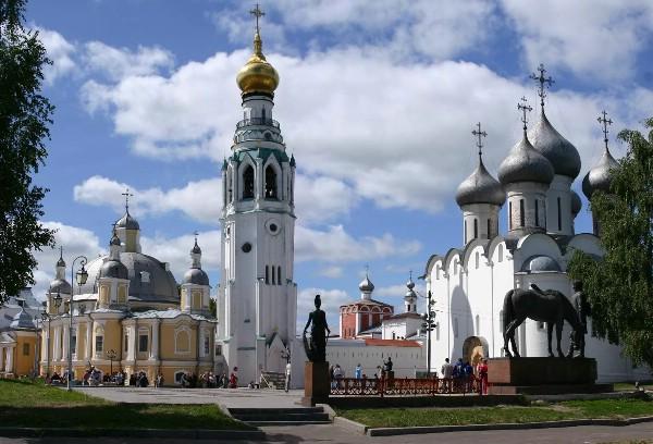Вологда сумела сохранить турпоток на фоне его резкого падения в РФ