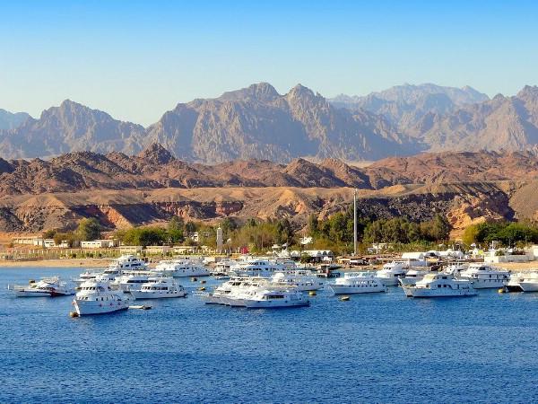 Египетские власти отмечают рост турпотока в Шарм-эш-Шейх