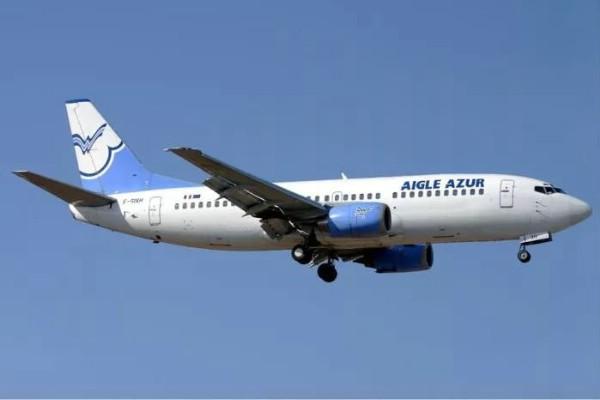 Авиакомпания Aigle Azur в декабре возобновит полеты из Парижа в Москву