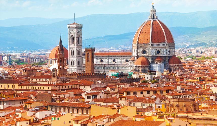 И Рим, и Флоренция за 37 тыс. руб.