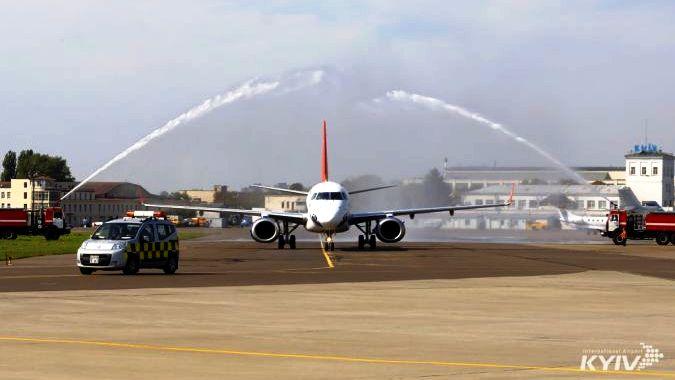 Премьера рейса Киев-Баку от нового лоукостера Buta Airways