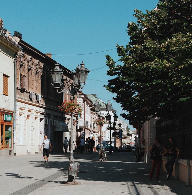 Нови-Сад: улыбка Бога в Сербии
