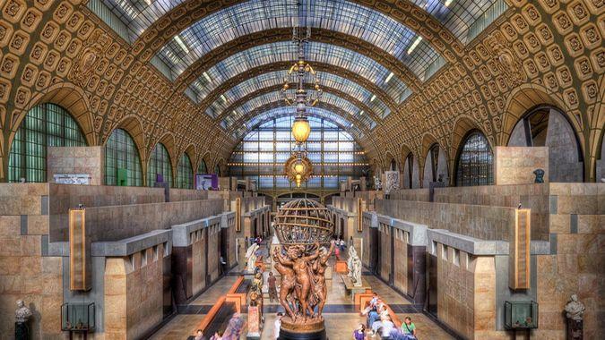 TripAdvisor признал Орсе лучшим музеем этого года