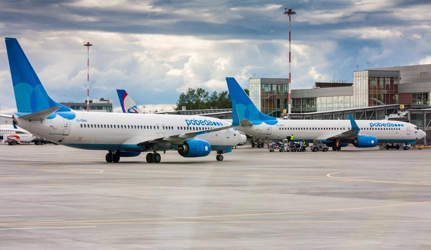 Рейсы «Победы» на Байкал могут продлить на следующий летний сезон
