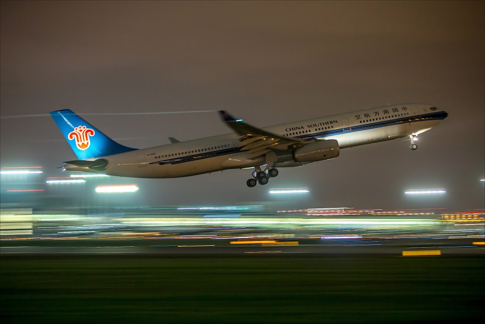 China Southern Airlines открыла рейсы Москва - Шэньчжэнь