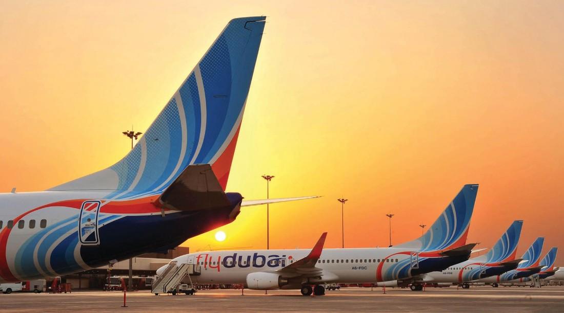 flydubai удвоит количество рейсов в Россию в зимнем расписании
