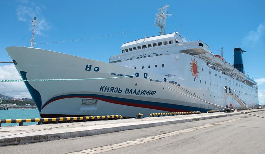 Загрузка корабля «Князь Владимир» выросла до 80 %