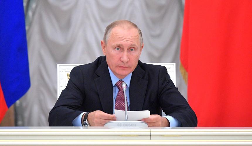 Путин выделил самолеты президентского авиаотряда для вывоза туристов «ВИМ-Авиа» из Антальи