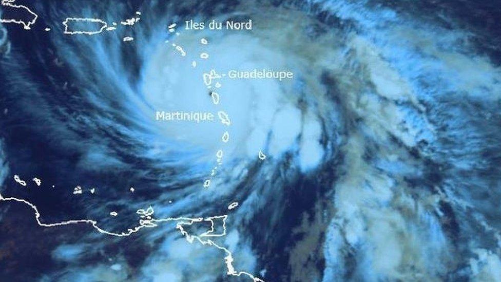 АТОР: на Доминикане к приходу урагана Мария может находится до 1.5 тыс. российский туристов