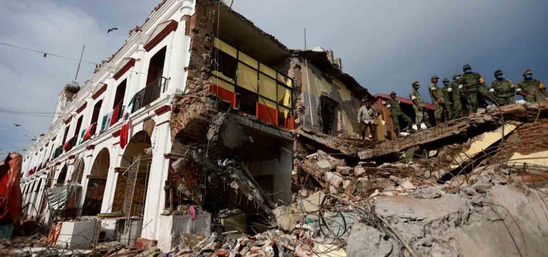 АТОР: в Мексике более 100 российских туристов, но от землетрясения наши граждане не пострадали