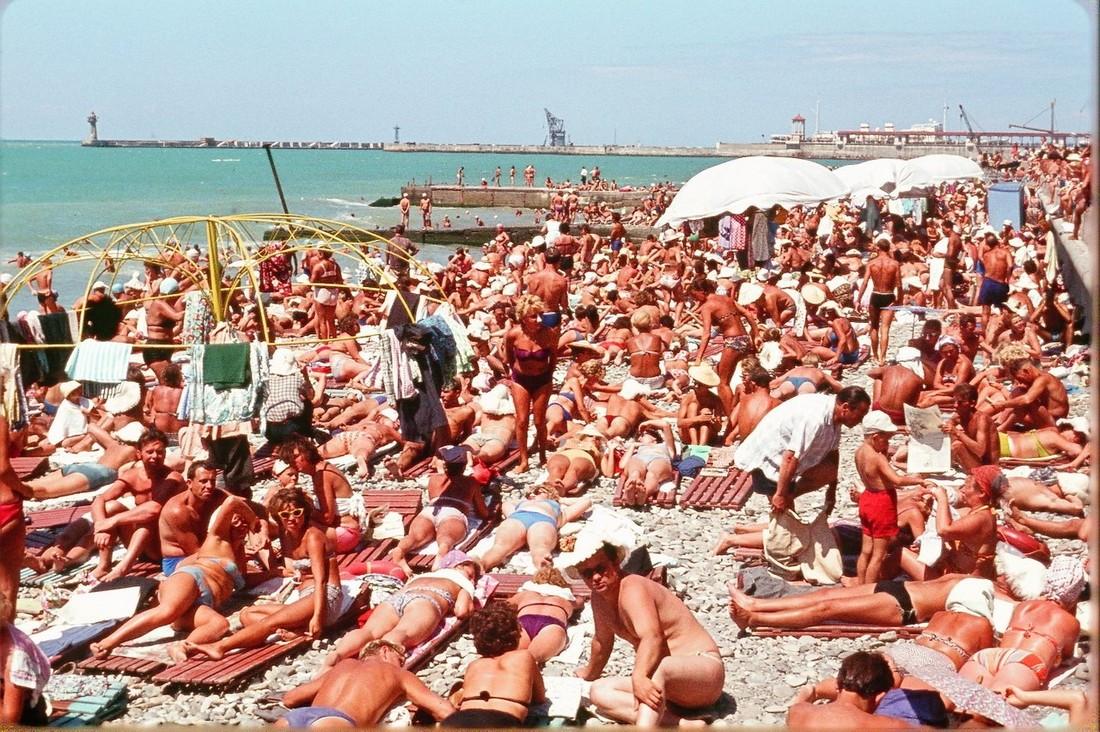 Две трети туристов не планируют возвращаться в Сочи