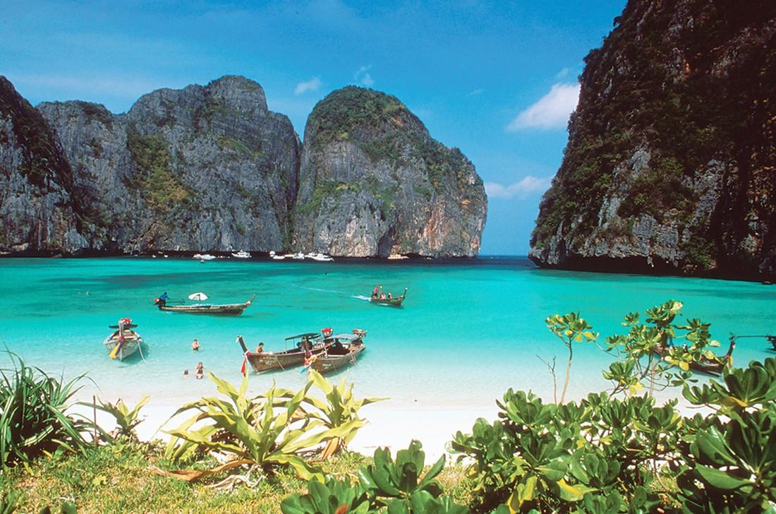 Таиланд взял первое место в зимних предпочтениях туристов