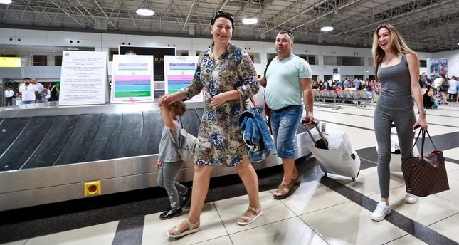 TUI полностью стабилизирует график перелетов своих туристов к 2 октября