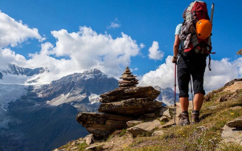 Отличные маршруты для пеших походов в горы