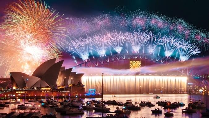 Австралия с Туристическим клубом — встречаем Новый год на краю Земли